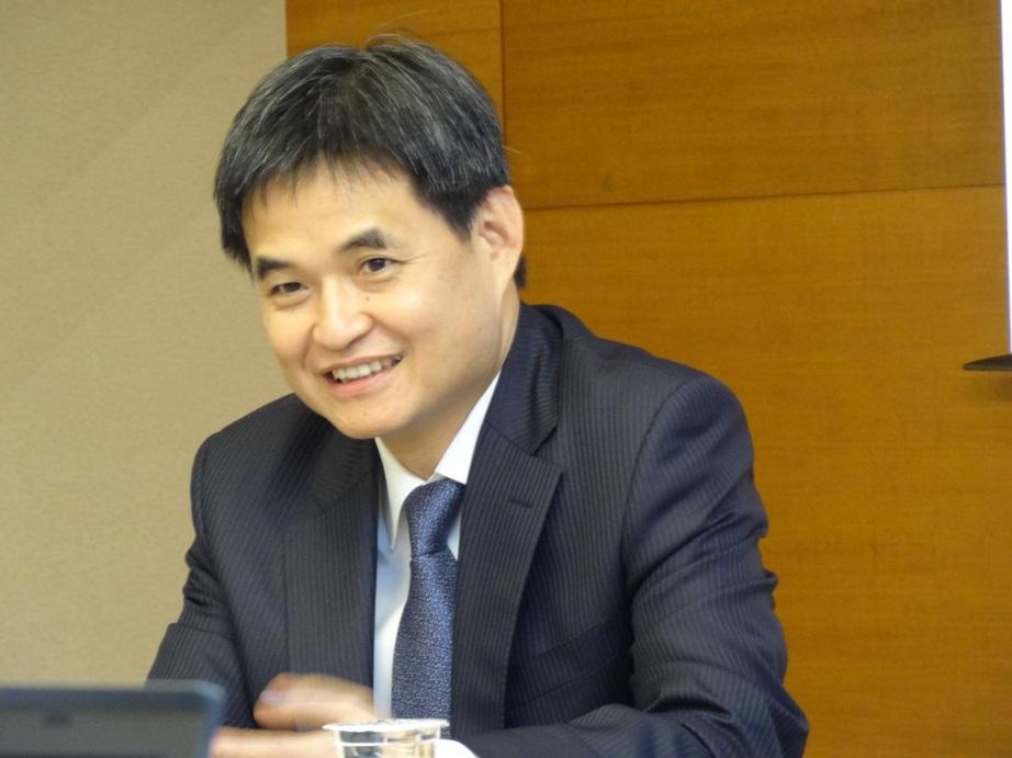 文瞱董事長鄭文宗資料照片