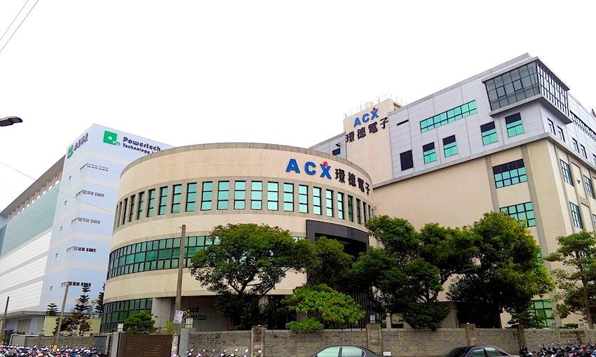 璟德電子(3152) ACX