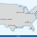 大成鋼在美國具有完整的通路布局優勢