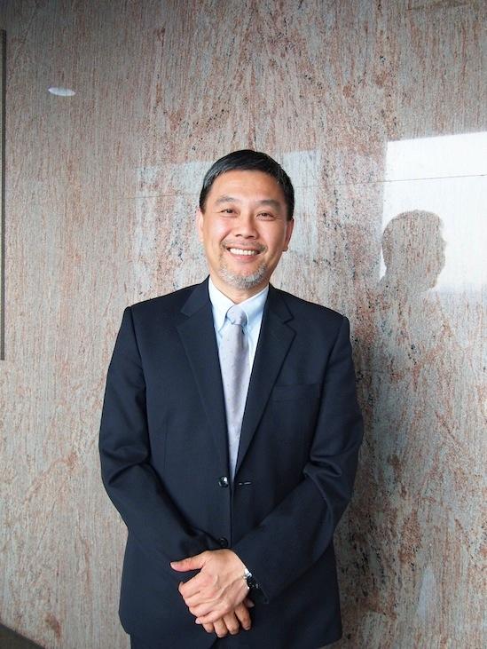康聯訊(3672)董事長陳友信