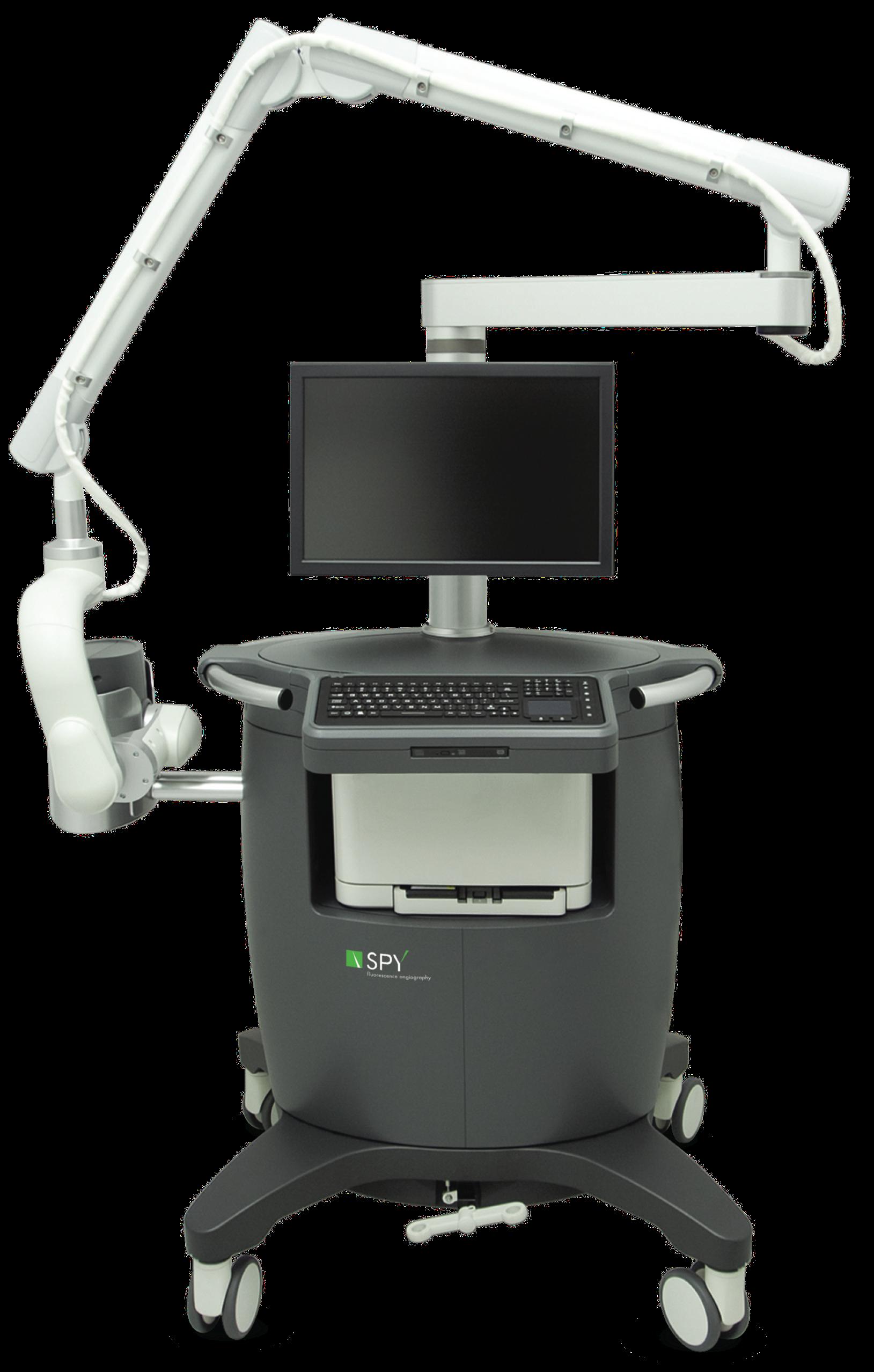 承業醫代理的Nodadaq手術螢光導引系統,近年銷量穩增